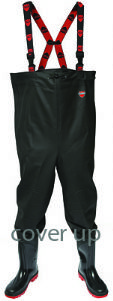 RIVER II SUPER SAFETY PVC CHEST WADER